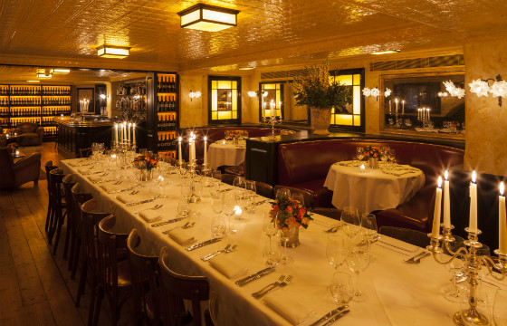 FEATURED FINE DINING: LONDON