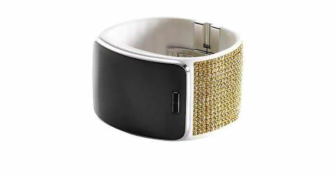 "The Samsung Gear-S ""Strap"" Designed By Swarovski"